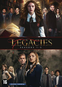 Legacies - Seizoen 1 - 2 (DVD)