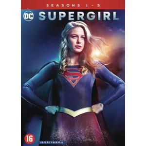 Supergirl - Seizoen 1-5 (DVD)