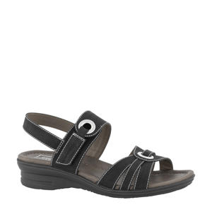 sandalen zwart