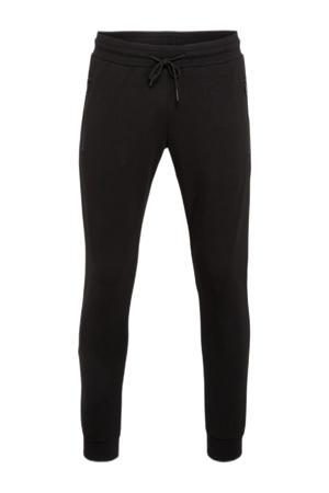 slim fit joggingbroek black