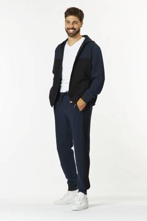 regular fit broek ORLANDO  donkerblauw