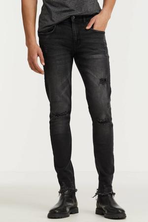 skinny jeans RRLyon Destroy lava stone