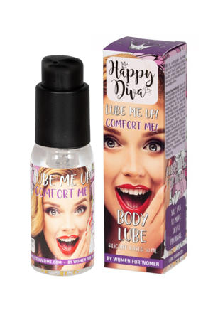 Lube Me Up Silicone 2in1 - 50 ml