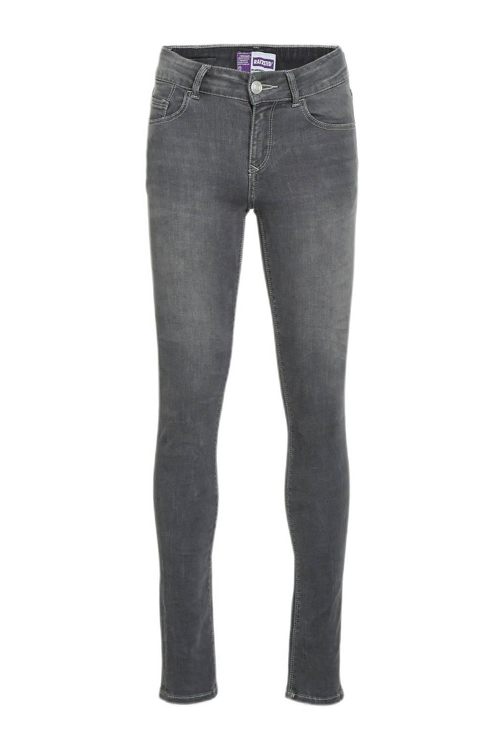 Raizzed super skinny jeans Chelsea mid grey stone, Mid grey stone