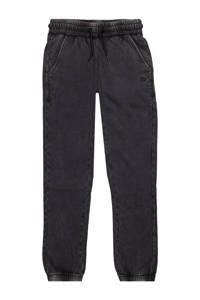 Raizzed tapered fit broek Montevideo verwassen zwart, Verwassen zwart