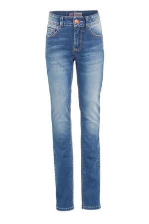 super skinny jeans Chelsea dark blue stone