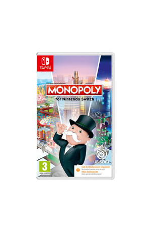 Monopoly Switch (Code in a box) (Nintendo Switch)