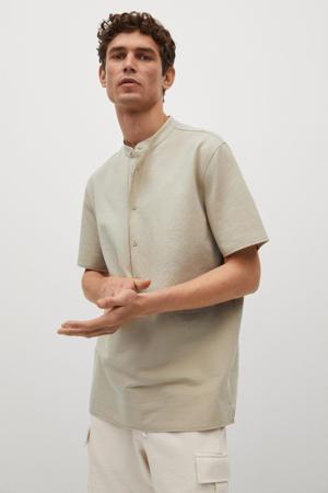 regular fit polo beige