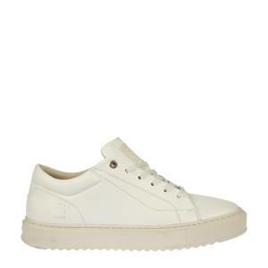ROCUP BSC W  leren sneakers off white