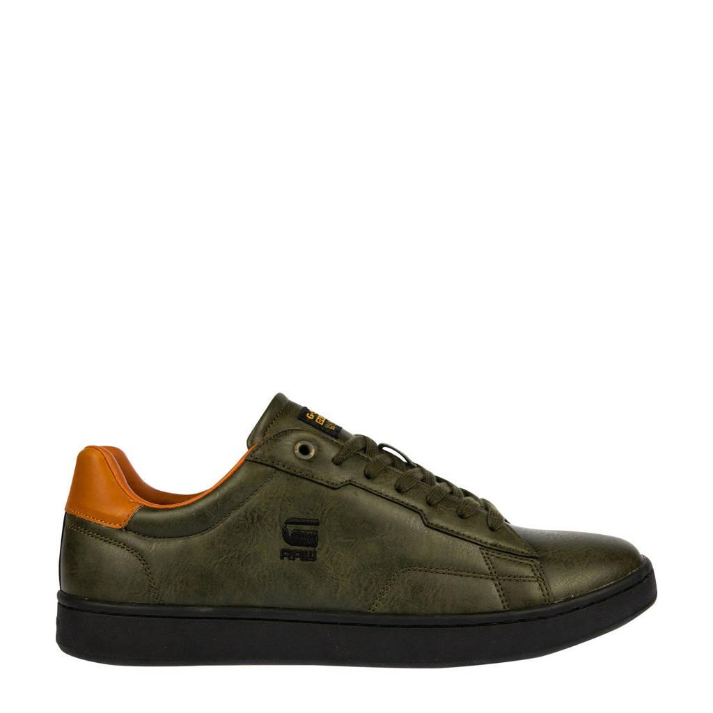 G-Star RAW CADET BO CTR M  sneakers olijfgroen, Olijfgroen