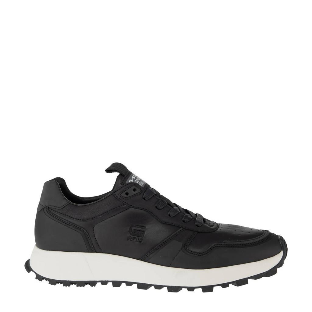 G-Star RAW THEQ RUN BSC M  sneakers zwart, Zwart
