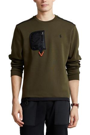 sweater company olive