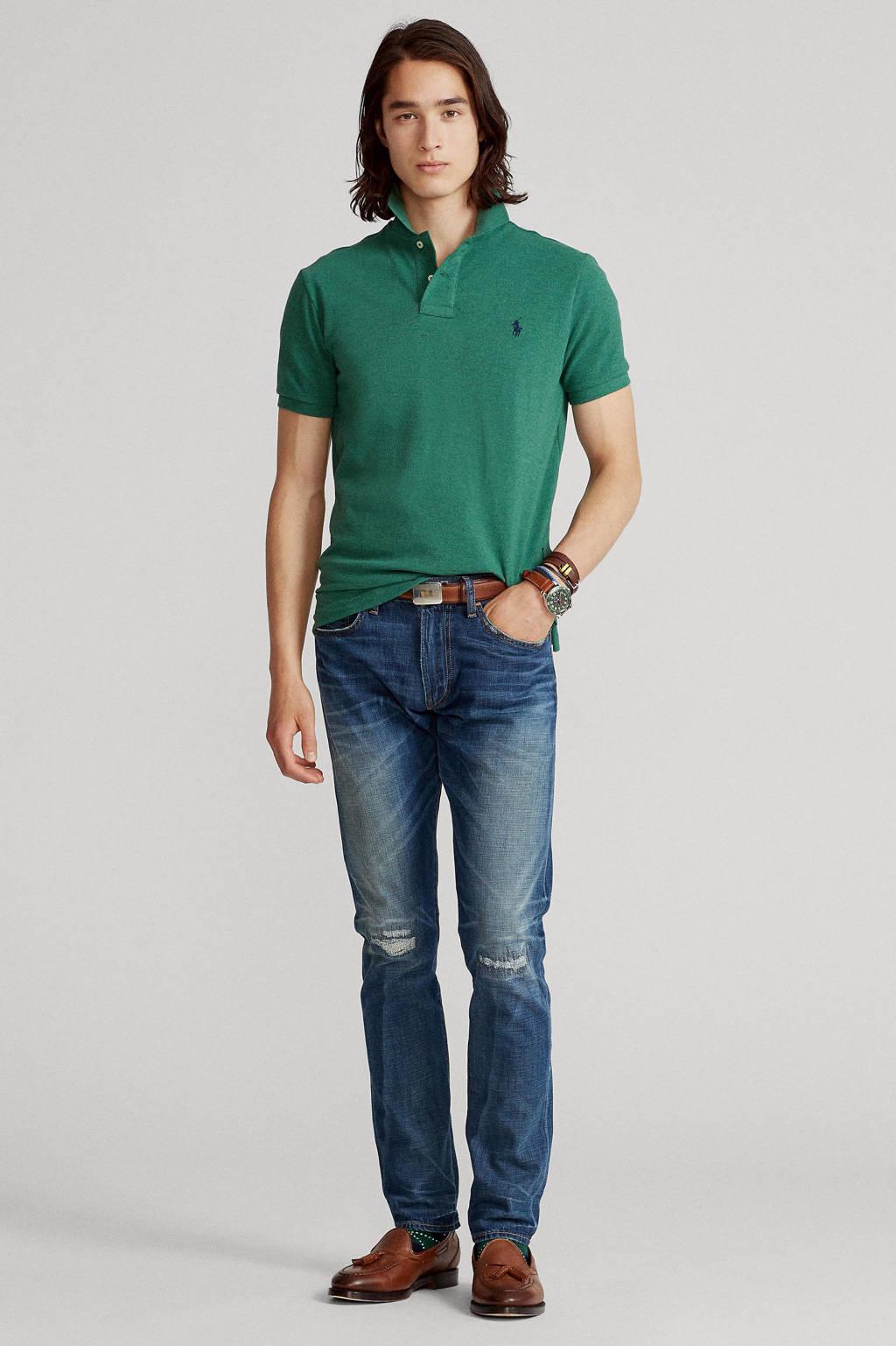 POLO Ralph Lauren slim fit polo verano green, Verano Green