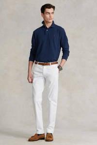 POLO Ralph Lauren regular fit polo donkerblauw, Donkerblauw