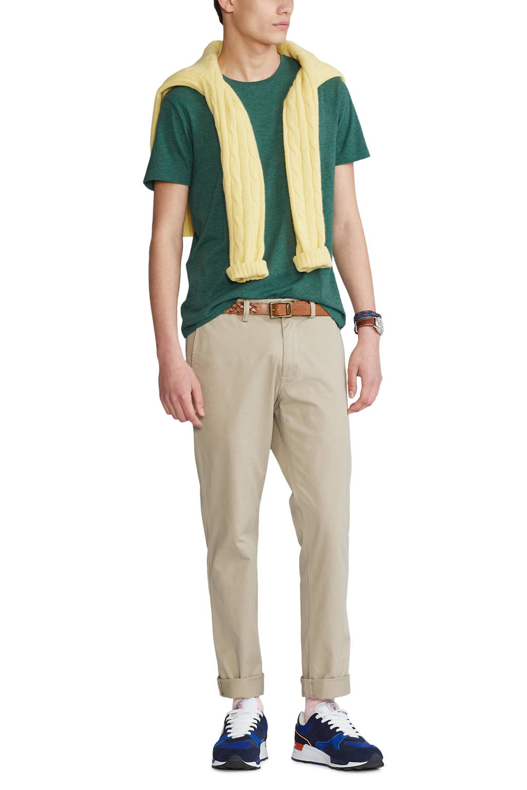 POLO Ralph Lauren T-shirt verano green, Verano Green
