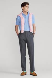 POLO Ralph Lauren slim fit polo lichtblauw, Lichtblauw