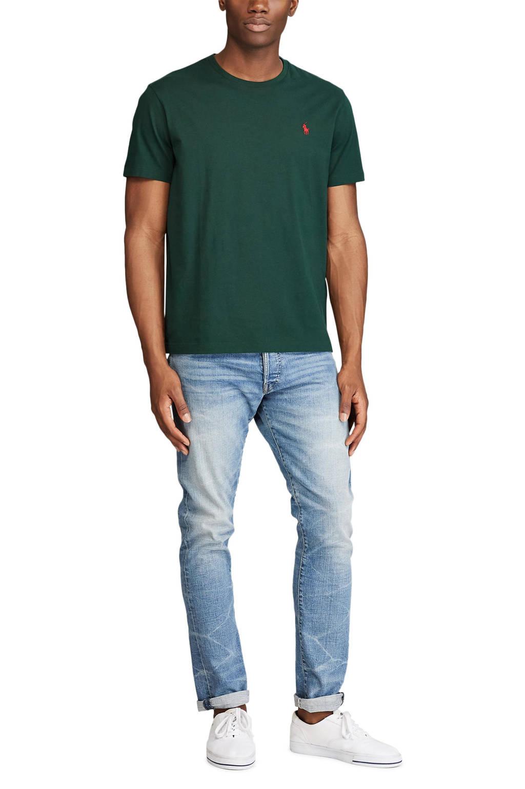 POLO Ralph Lauren T-shirt donkergroen, Donkergroen