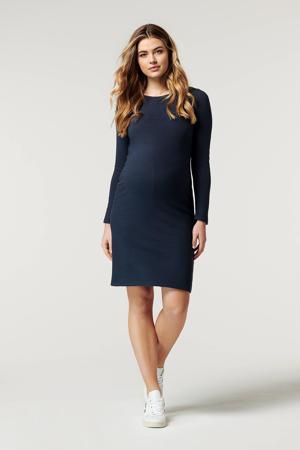zwangerschapsjurk Gandy donkerblauw