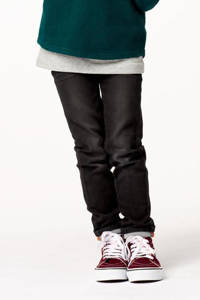 HEMA skinny jeans zwart, Zwart
