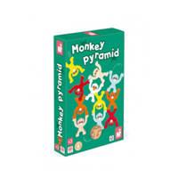 Janod Monkey Pyramid bordspel