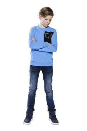 skinny jeans Ryan blue black