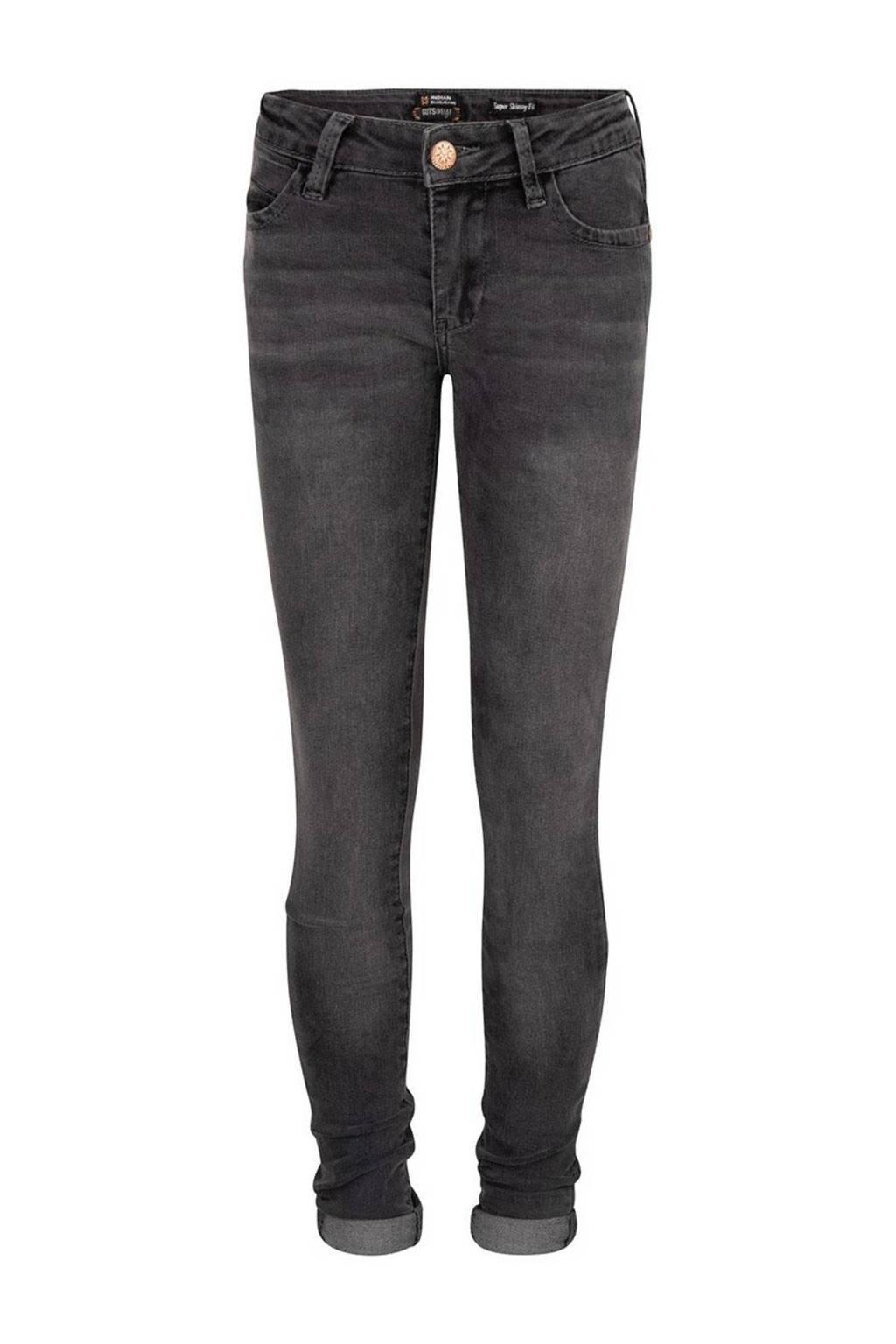 Indian Blue Jeans skinny jeans Jazz grey denim, Grey denim