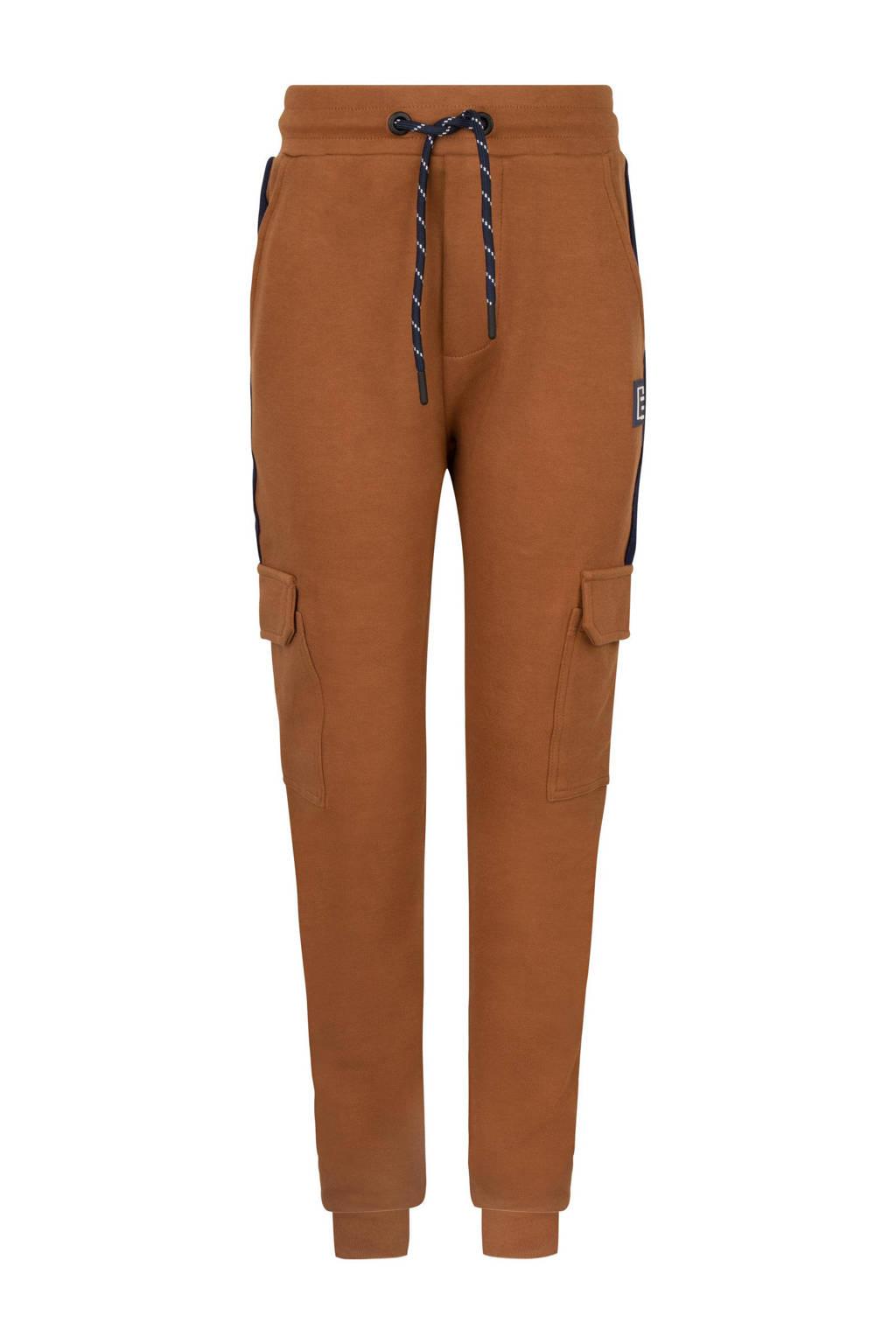 Indian Blue Jeans skinny joggingbroek cognac, Cognac