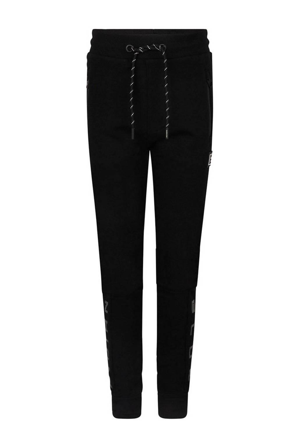 Indian Blue Jeans skinny joggingbroek zwart, Zwart