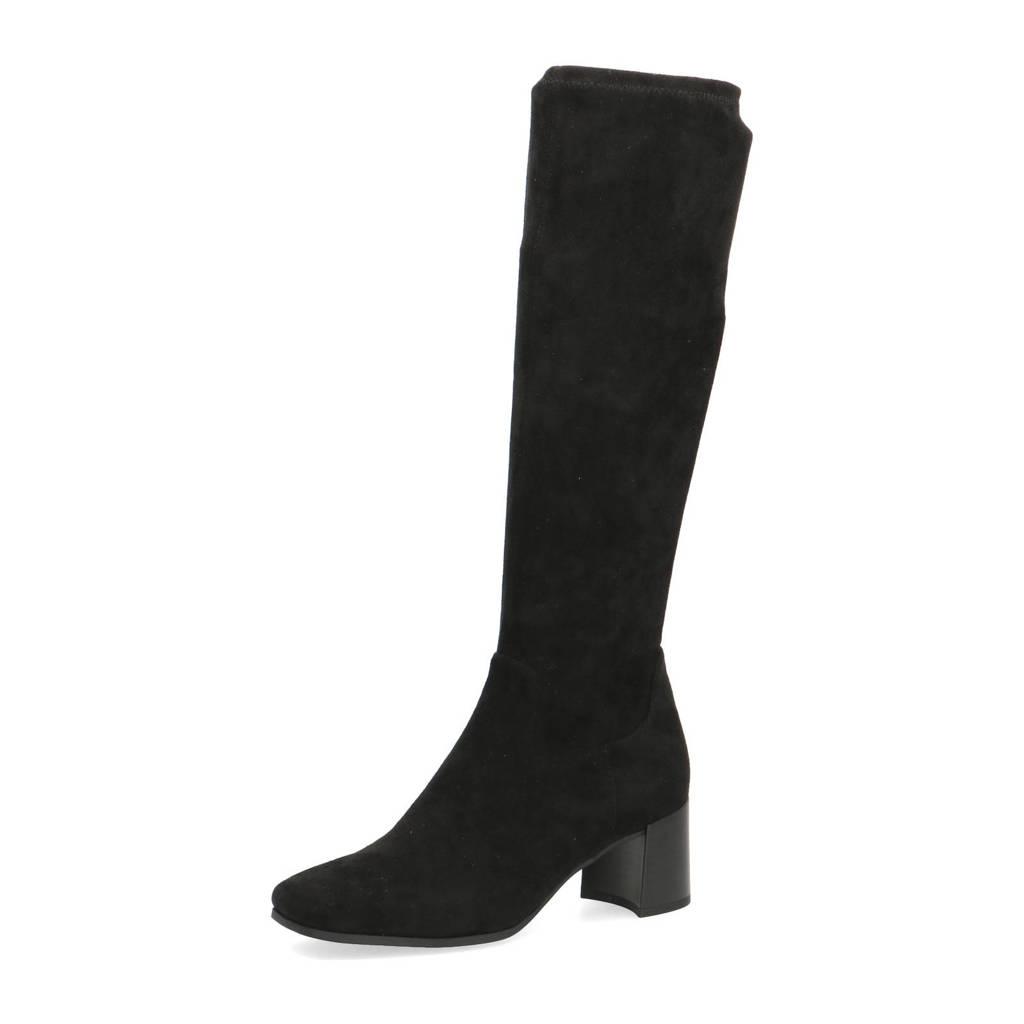 Caprice NADIA  laarzen zwart, Zwart
