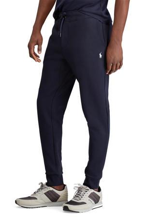 +size regular fit joggingbroek Plus Size donkerblauw