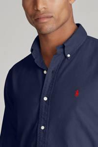 POLO Ralph Lauren Big & Tall +size regular fit overhemd Plus Size donkerblauw, Donkerblauw