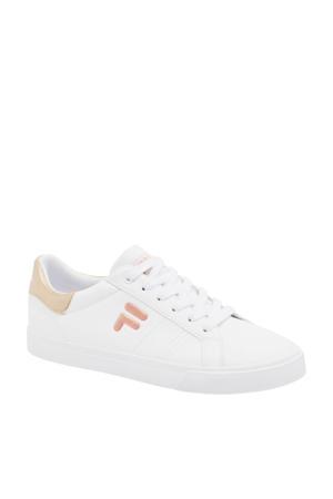 sneakers wit/rosé