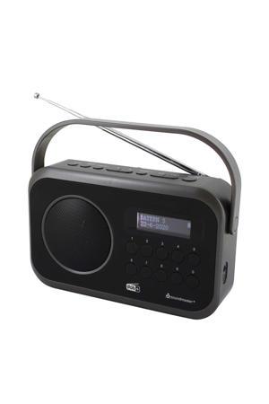 Dab 270 draagbare radio (zwart)
