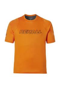 Rehall   fietsshirt Jerry-R oranje, Oranje