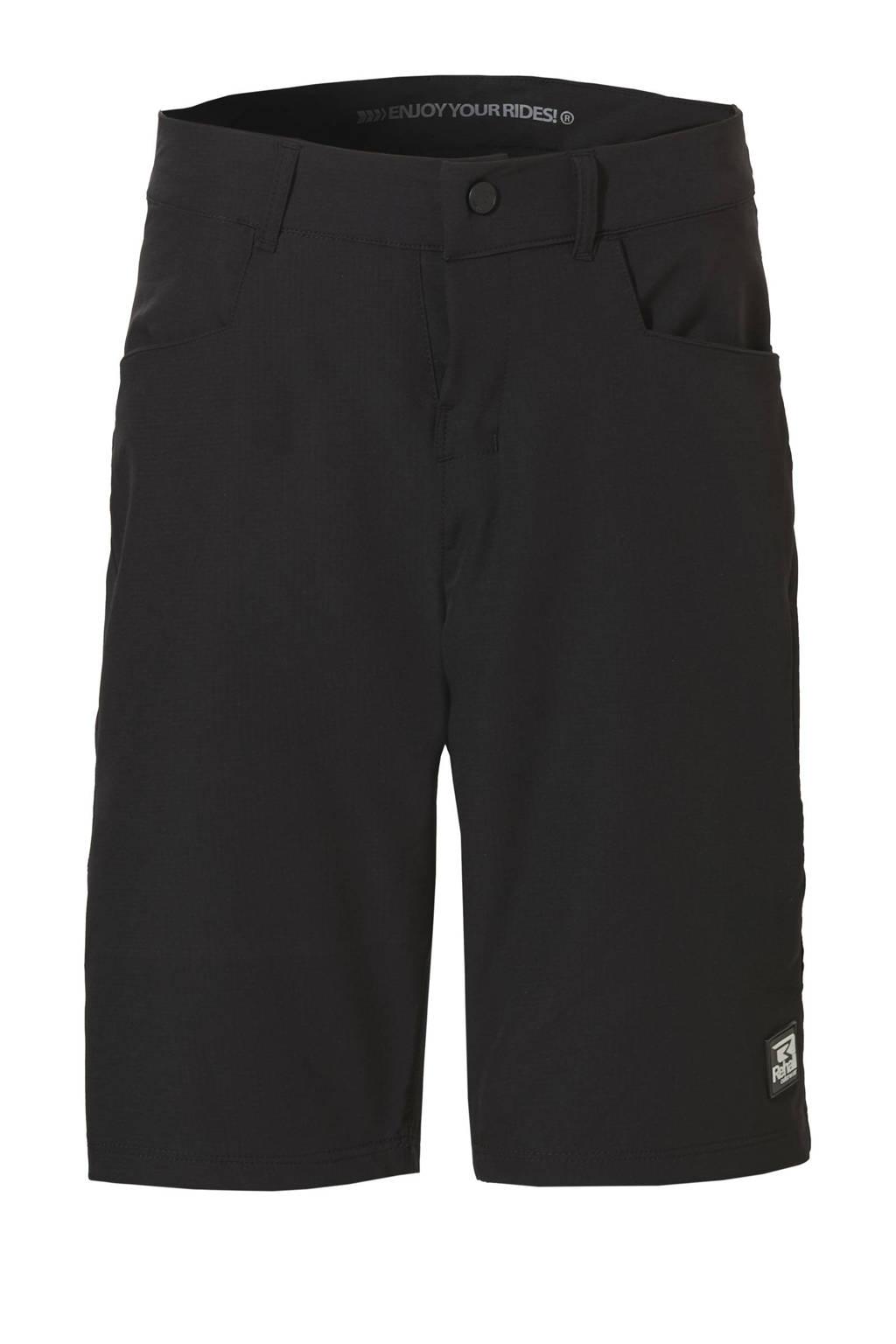 Rehall   fietsbroek Brake-R zwart, Zwart