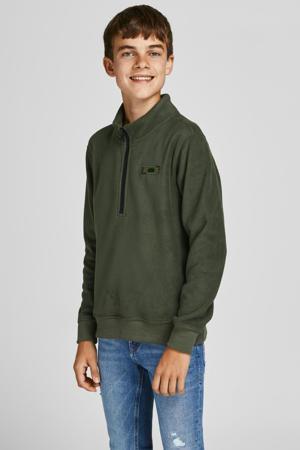 sweater JCOCLASSIC groen