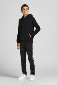 JACK & JONES JUNIOR hoodie JCOCLASSIC zwart, Zwart