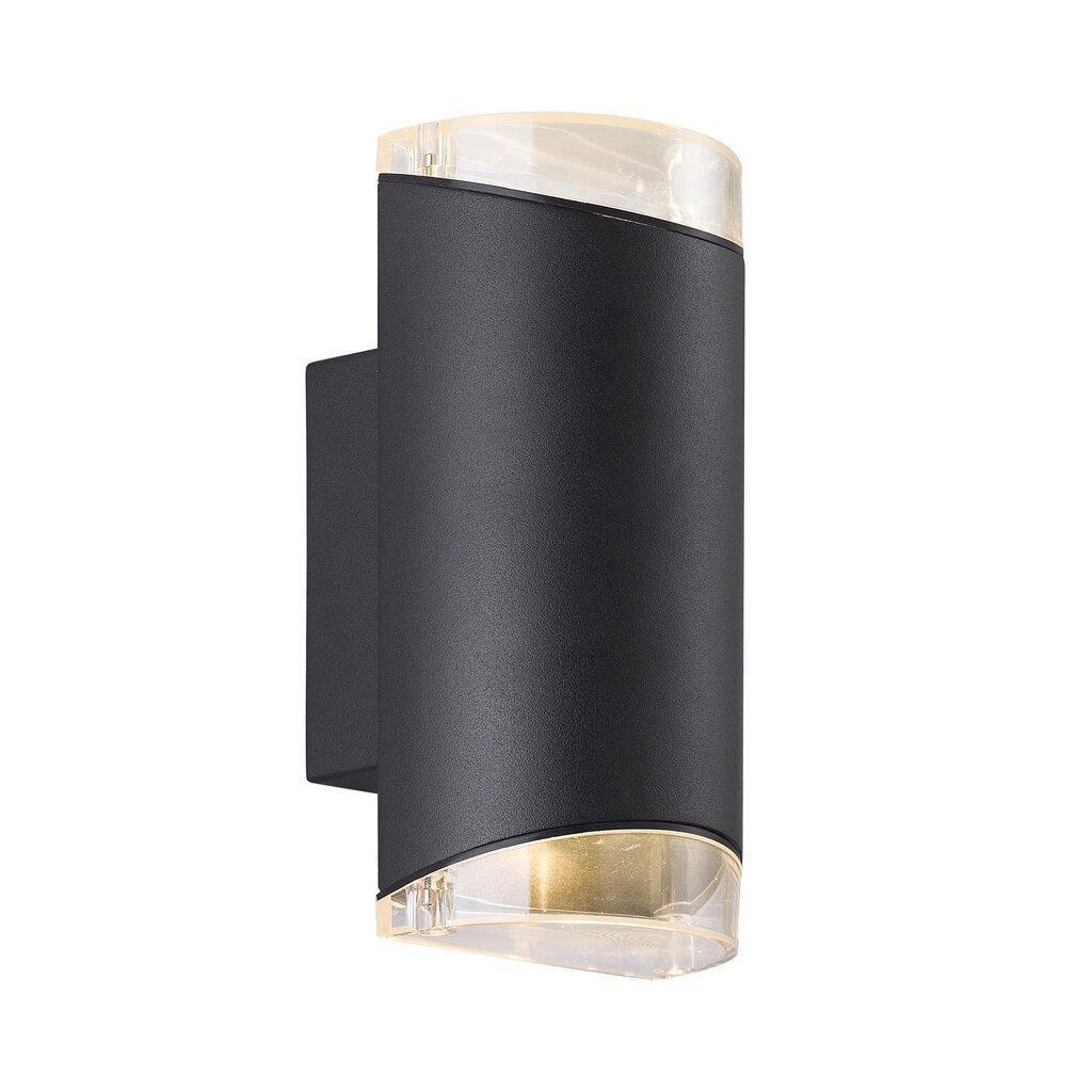 Nordlux wandlamp Arn, Zwart