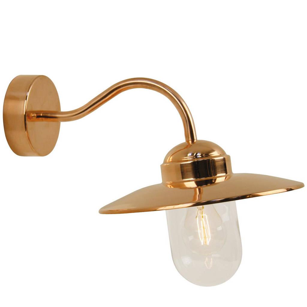Nordlux wandlamp Luxembourg, Koper