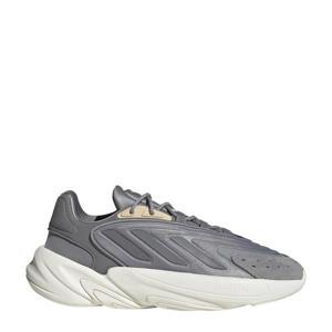 Ozelia  sneakers ecru/grijs/lichtoranje