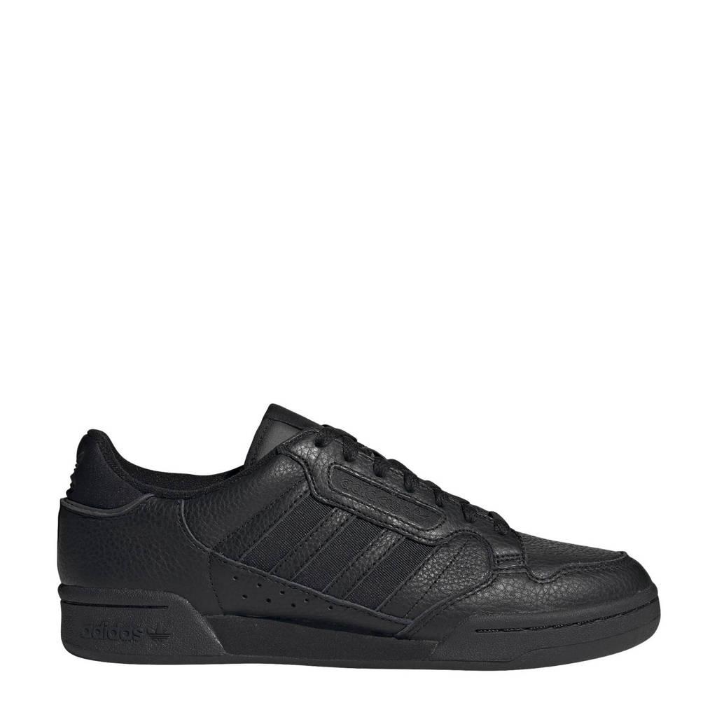 adidas Originals Continental 80 Stripes sneakers zwart, Zwart