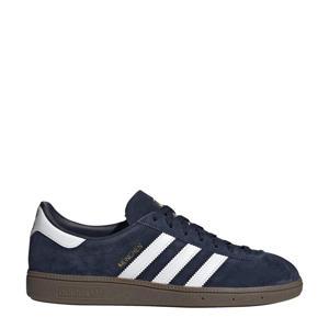 München  sneakers donkerblauw/lichtblauw