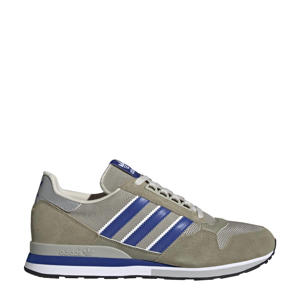 ZX 500  sneakers kaki/blauw/wit