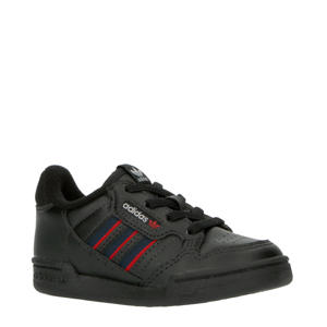Continental 80 Stripes sneakers zwart/donkerblauw/rood