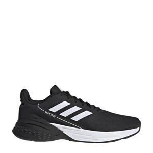 Response  hardloopschoenen zwart/wit