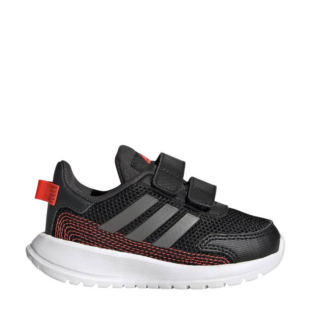 adidas Performance Tensaur Run I sneakers  zwart/grijs metalic/antraciet