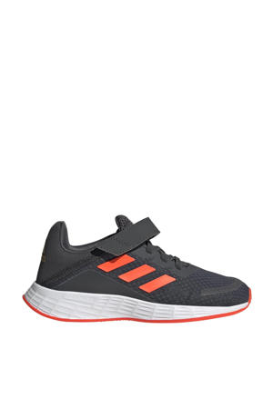 Duramo Sl Classic sneakers antraciet/rood/antraciet kids