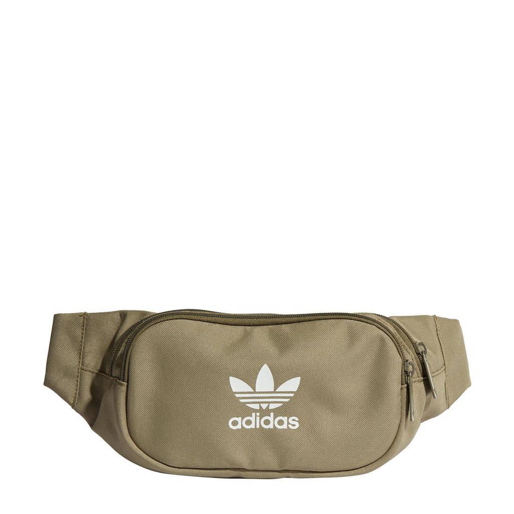 adidas Originals  Adicolor heuptas groenbruin, Groenbruin