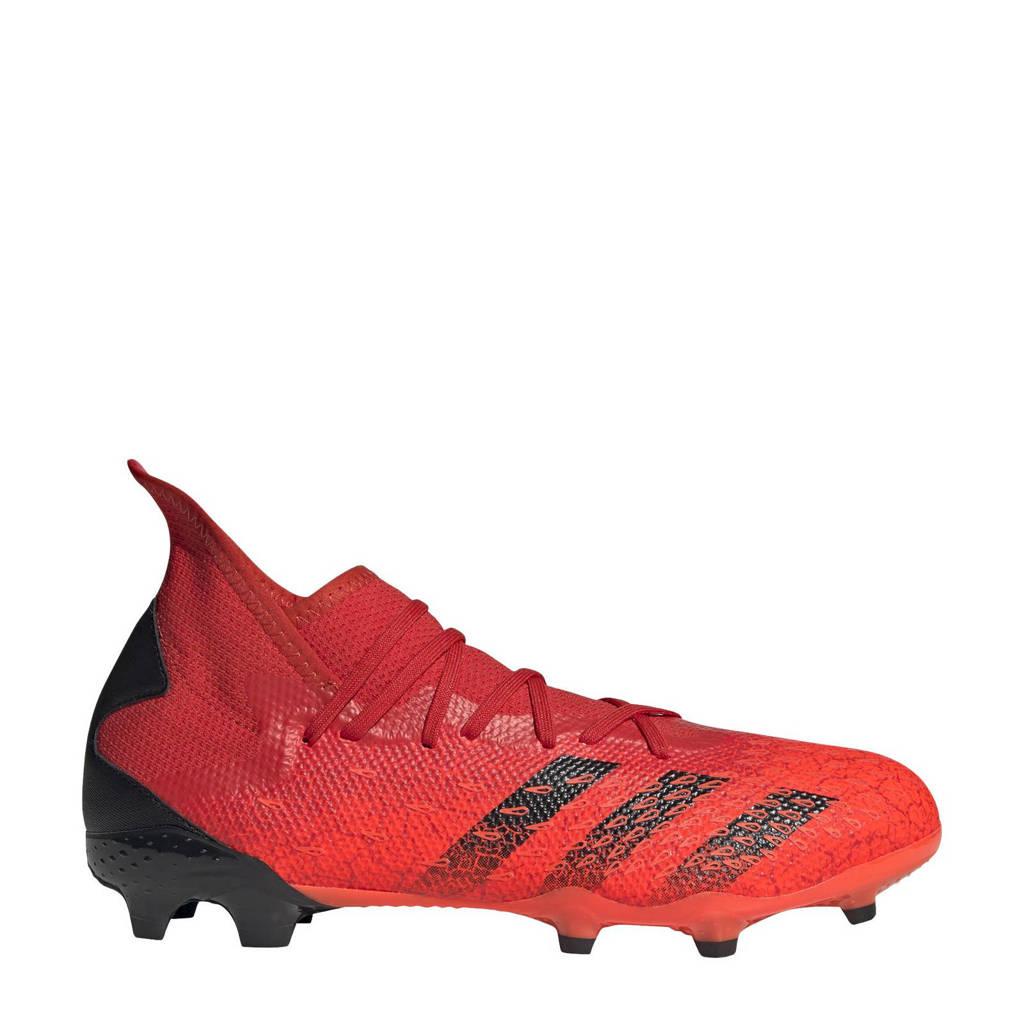 adidas Performance  Freak.3 voetbalschoenen rood/zwart/rood