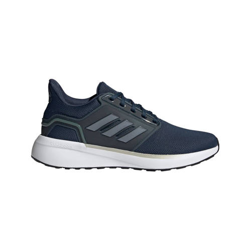 adidas Performance EQ19 hardloopschoenen donkerblauw/zwart